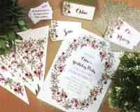 Starfish Lane - Beautiful Papers, Invitations and Printing