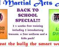 Combined Martial Arts Nerang