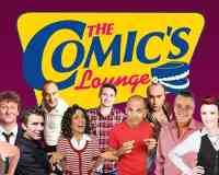 The Comic's Lounge