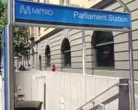 Parliament Station