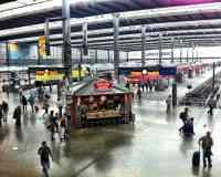 Munich Central Station (München Hauptbahnhof)