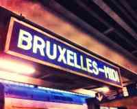 Brussels-South Railway Station (ZYR) (Station Brussel-Zuid)