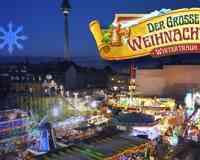 Der Große Berliner Weihnachtsmarkt - Wintertraum am Alexa