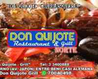Don Quijote - Grill