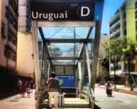 MetrôRio - Estação Uruguai