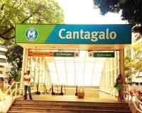 MetrôRio - Estação Cantagalo