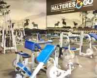 Gym Halteres et Go