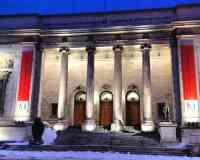 Montreal Museum of Fine Arts (Musée des beaux-arts de Montréal (MBAM))