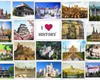 Milujeme hrady, zámky a iné historické pamiatky