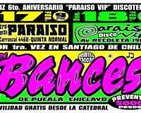 Paraiso Vip Discoteque Chile