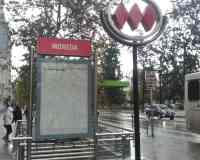 Metro La Moneda