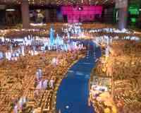 Shanghai Urban Planning Exhibition Center (上海城市规划展示馆)