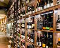 Vinograf Senovážné us., Wine bar & restaurant