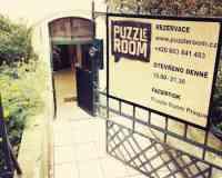 Puzzle Room Escape Game Prague