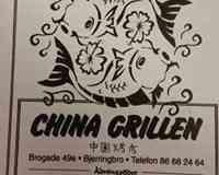 china grill bjerringbro