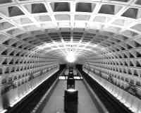 Archives-Navy Memorial Metro Station