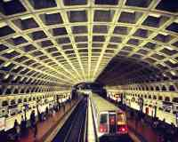 Farragut West Metro Station