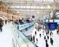London Waterloo Station