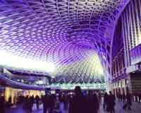 London King's Cross Railway Station (KGX)