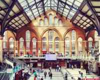 London Liverpool Street Railway Station (LST)