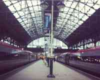 Manchester Piccadilly Railway Station (MAN)