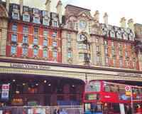 London Victoria Railway Station (VIC)