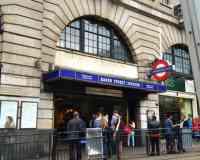 Baker Street London Underground Station