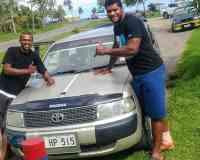 Feroz Suva nadi Suva express service