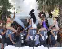 SLS Miami Pool Party