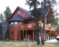 Donnelly Idaho Cabin Rustic Luxury