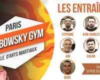Skarbowsky Gym : Paris