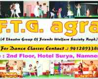 Friends Theatre Group Agra.