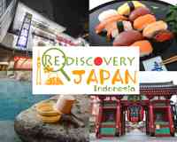 Re:DISCOVERY JAPAN Indonesia