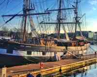 Jeanie Johnston Tall Ship & Famine Museum