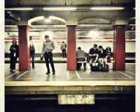 MBTA Park Street Station