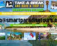 Smart Paradise Travel Tours Mauritius