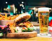 BAR-B Burgers 'N Beer Bar