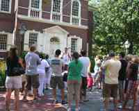 The Constitutional Walking Tour of Philadelphia