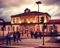 Estação Ferroviária de Porto-Campanhã