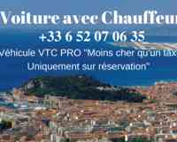 Driver In Riviera - Private Driver VTC  In the French Riviera