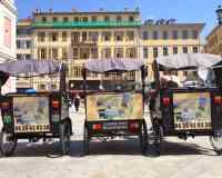 La Cavaleta- votre vélo taxi à Nice