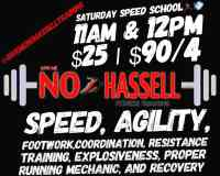 Give Me No Hassell Training