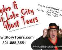 Story Tours - Ghost Tours