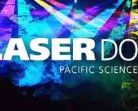 Laser Dome at Pacific Science Center